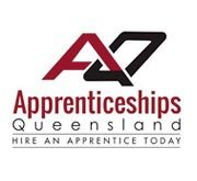 Apprenticeships Queensland logo