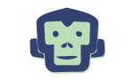 My Robot Monkey logo