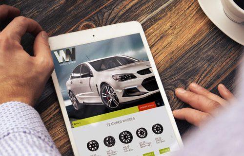 Wheel Nation Website Development