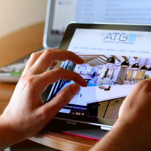 ATG Projects Website Development