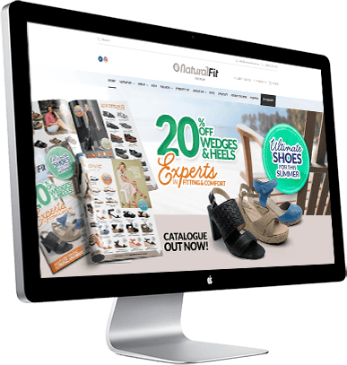 Sole-Integrity-eCommerce-website